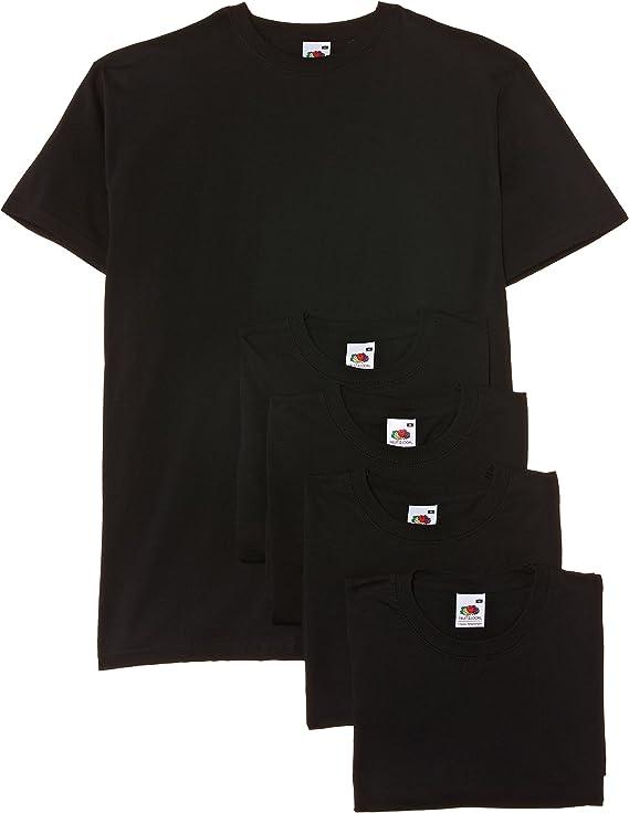 TALLA L. Fruit of the Loom Camiseta para Hombre