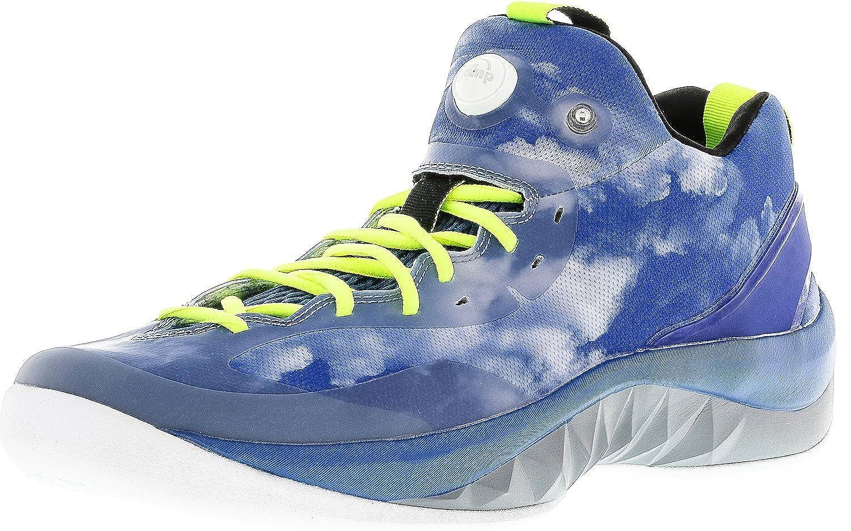 Cloud   Royal   blanc   noir Reebok Pump Rise Basketball Chaussures pour Homme Taille 44 EU