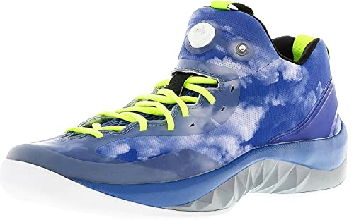 Reebok Men's Z Pump Rise Ankle High Basketball Shoe