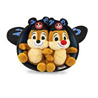 Walt Disney World 2018 Chip and Dale Mickey Mouse Ears Hat and Plush Doll Set