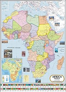 Buy Middle East Map (Saudi Arabia, Yemen, Oman, Iran, Iraq, Syria ...