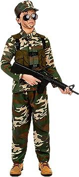 Disfraz de soldado para niño: Amazon.es: Juguetes y juegos