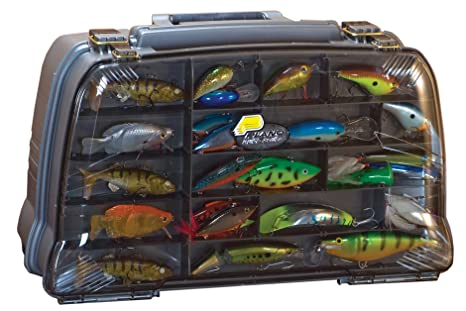 Amazon Plano 1444 Magnum Guide Series Tackle Box Fishing