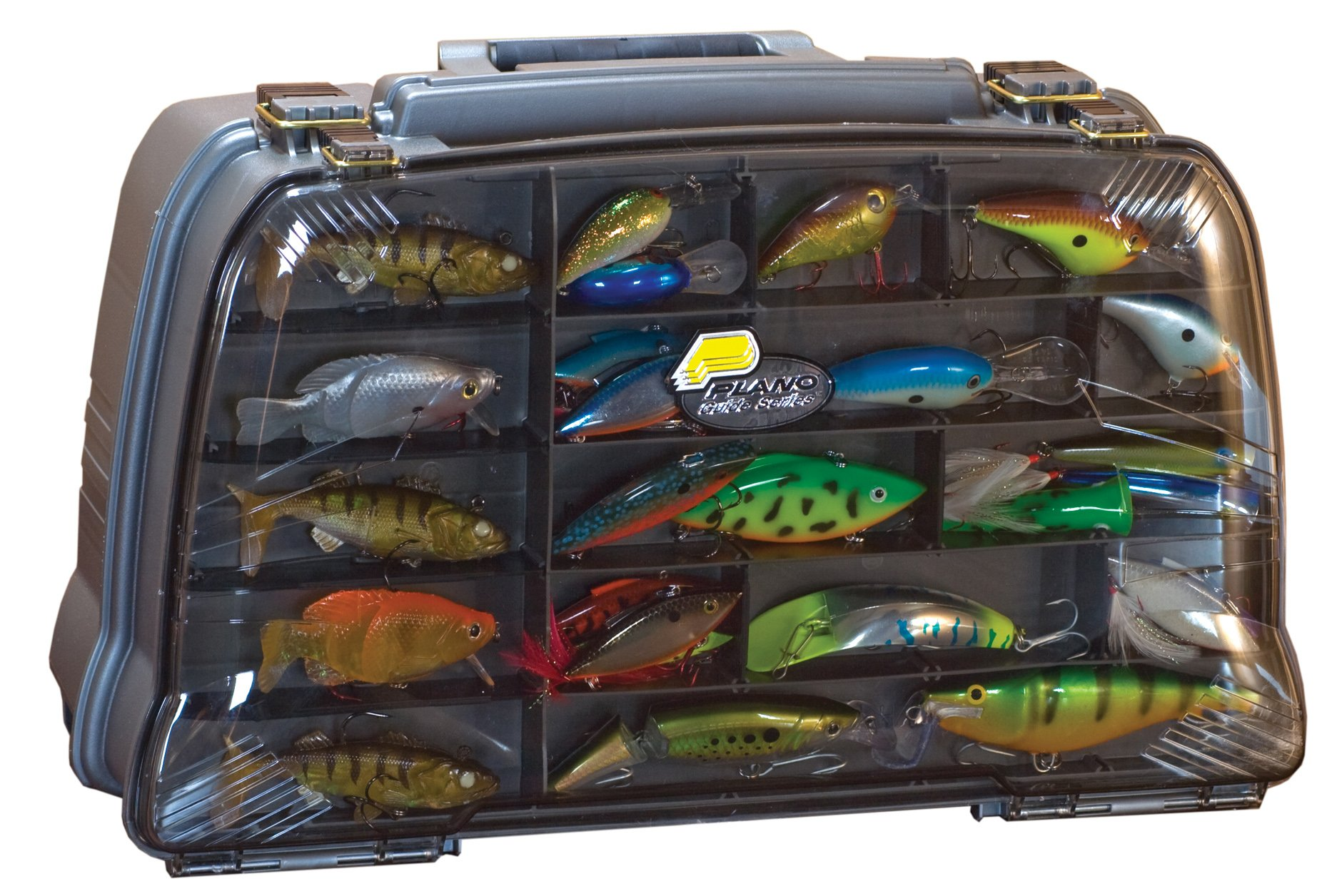 Plano 1444 Magnum Guide Series Tackle Box by Plano