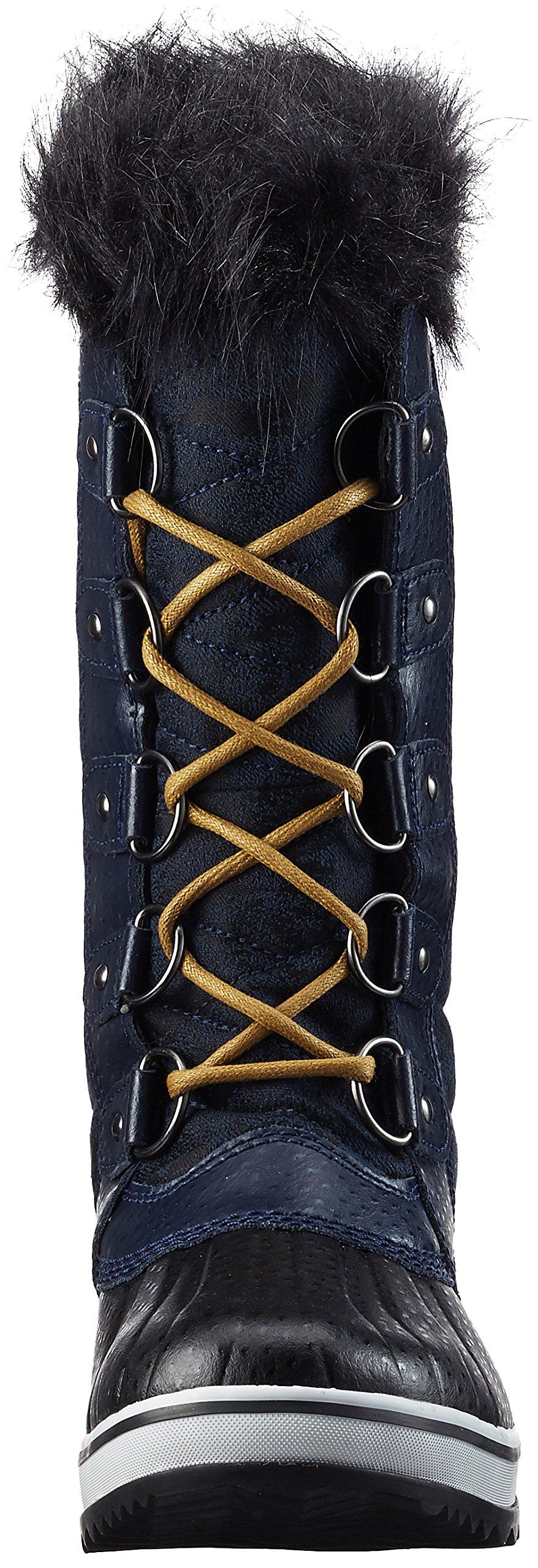 SOREL Women's 10.25 in. Tofino II Waterproof Boots, Collegiate Navy/Glare Blue 9 by SOREL (Image #4)