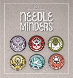 Needle Minder for Embroidery and Cross Stitch