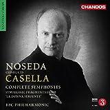 Alfredo Casella: Complete Symphonies