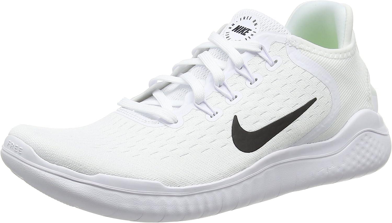 Nike Mens Free Rn 2018 Running Shoe Shoes