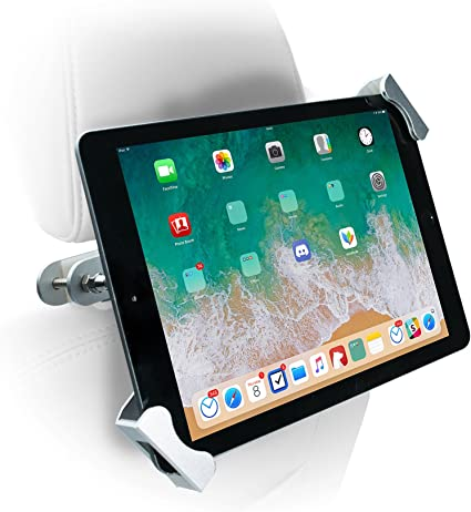 """360° Ratating Car Seat Headrest Mount Holder For 7/"""" ~ 10.2/"""" Tablet iPad Air 2"""