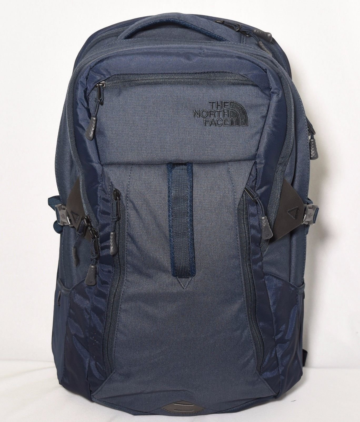 9a6109a9f The North Face Router Laptop Backpack - 17'' (Urban Navy/Light Heather)