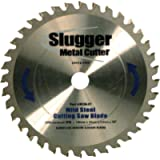 Jancy Slugger MCBL07 Mild Steel Cutting Saw Blade, 7' Diameter, 36 Teeth