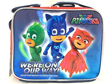 Disney Junior Pj Masks Were on our ways! Lunch Bag