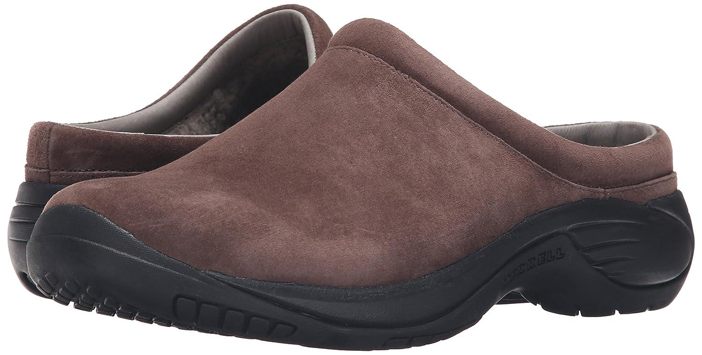 Merrell Hombres Encore Chill Resbalón-en el zapato, Black, 46 D(M) EU