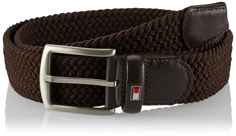 Tommy Hilfiger Herren Gürtel NEW ADAN BELT, Einfarbig, Gr. X-Large  (Herstellergröße: 100), Braun (BROWN 204): Amazon.de: Bekleidung