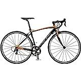 LOUIS GARNEAU(ルイガノ)  ロードバイク LGS-CEN COMP 540mm 2015年モデル マットブラック×マットオレンジ 15LG-CNMP-08