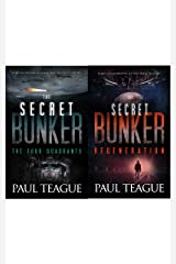 The Four Quadrants & Regeneration: The Secret Bunker Trilogy Books 2 & 3 Kindle Edition