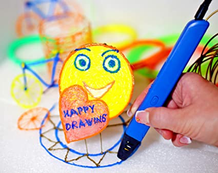 3d Pen Creations >> Amazon Com Bordy Creation 3d Pen Last Generation Model