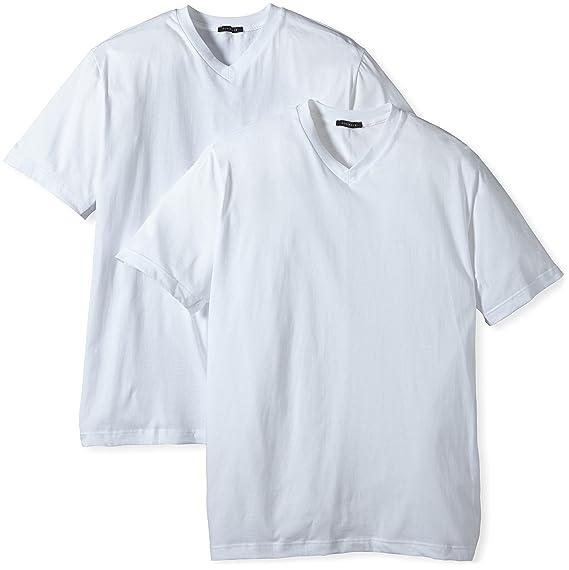 cf4b33f9a89633 Schiesser Herren T-Shirt V Ausschnitt American Shirt Unterhemd  Unterziehshirt