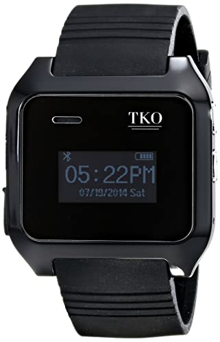 TKO ORLOGI reloj inteligente para iPhone y dispositivos Android: Amazon.es: Relojes