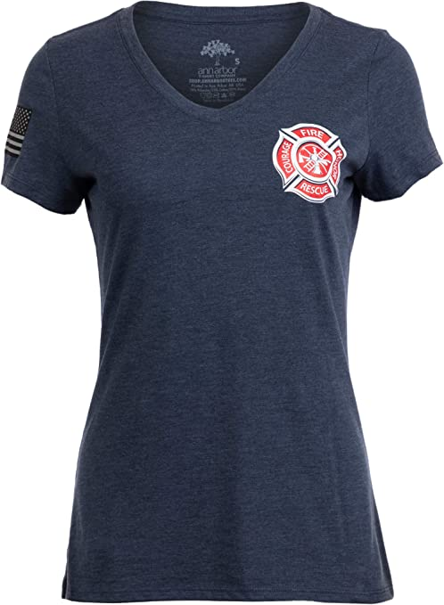 Firefighter Courage T-Shirt