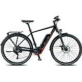 KTM E-Bike Power Sport 10 CX5 13,4 Ah Herren schwarz 2018