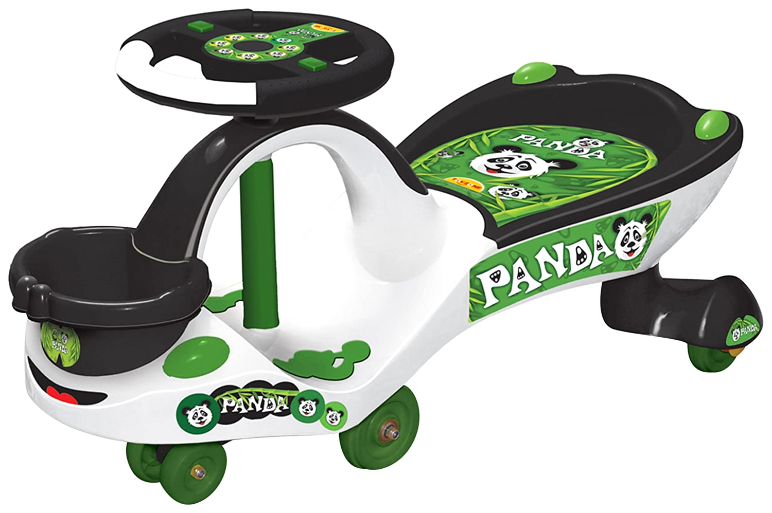 Toyzone Eco Panda Magic Car