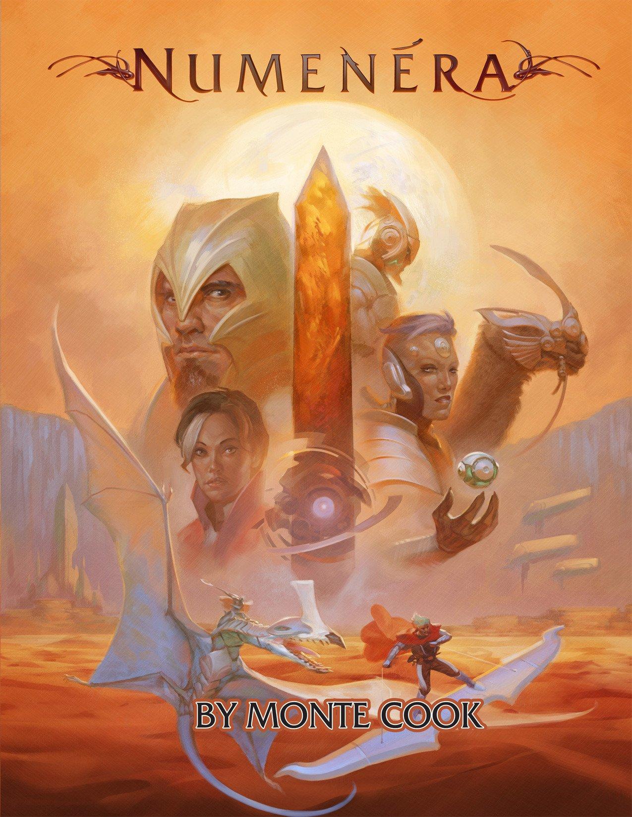 Numenera Corebook: Monte Cook: 8601409645889: Amazon.com: Books