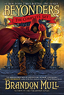 The candy shop war kindle edition by brandon mull children kindle brandon mulls beyonders trilogy a world without heroes seeds of rebellion chasing the fandeluxe Images