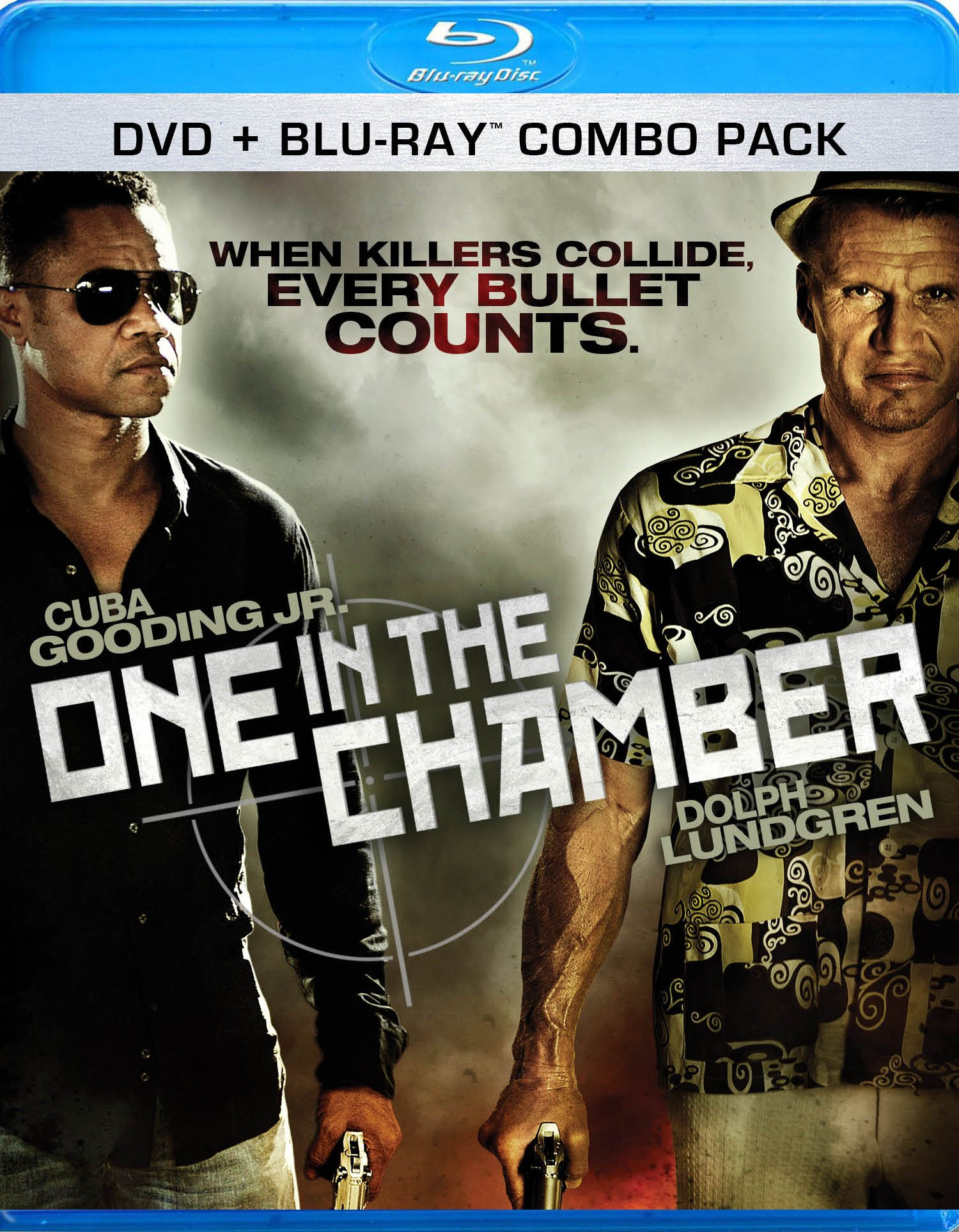 Blu-ray : One in the Chamber (With DVD, 2 Disc)