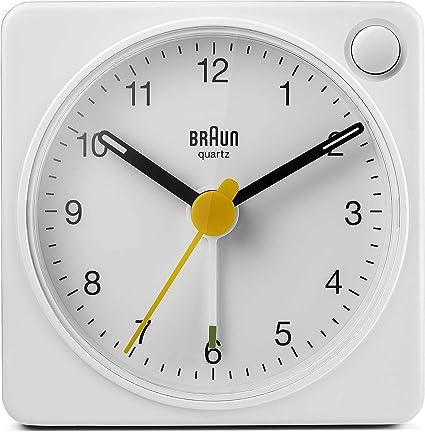 Braun Reloj Despertador