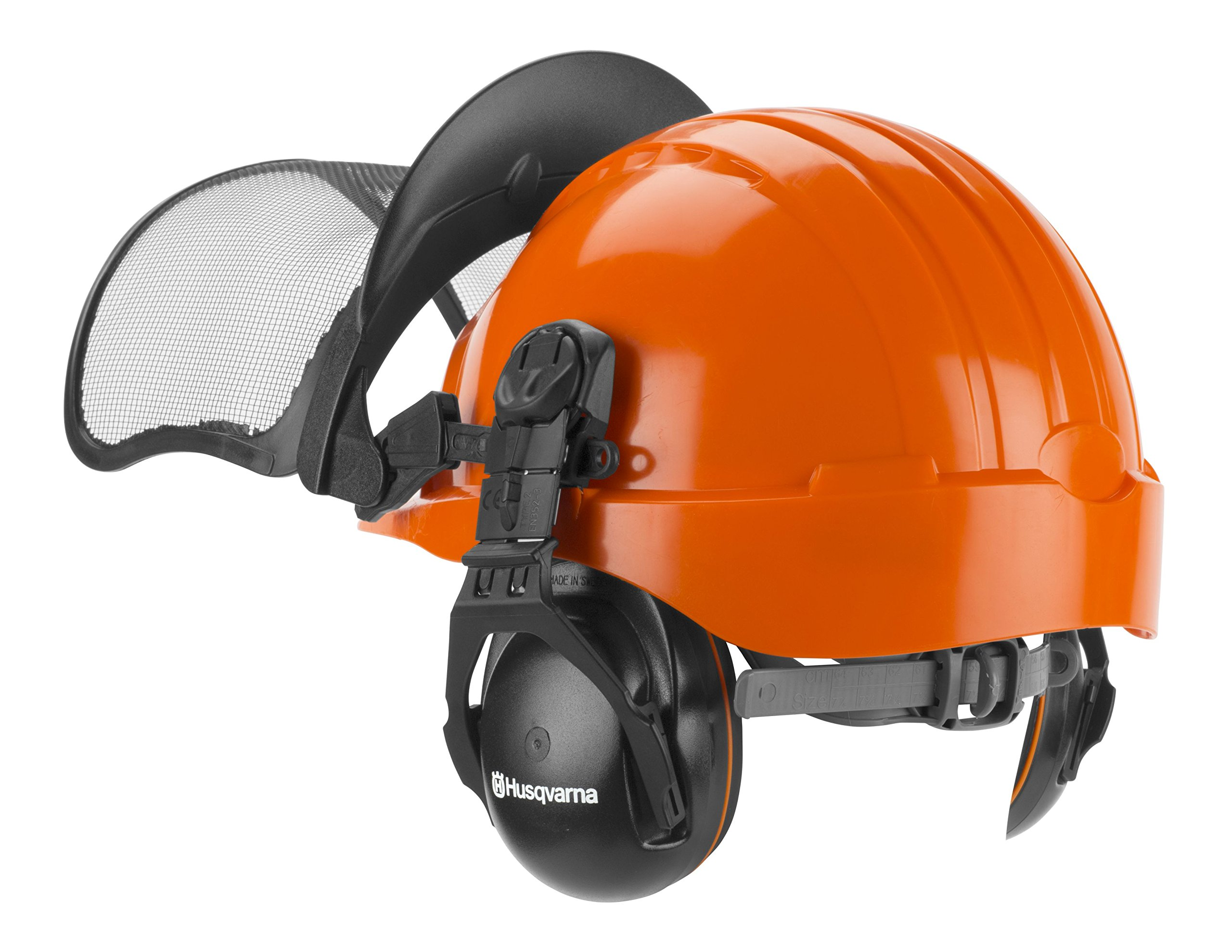 Husqvarna 592752601 Forest Head Protection Helmet by Husqvarna (Image #6)
