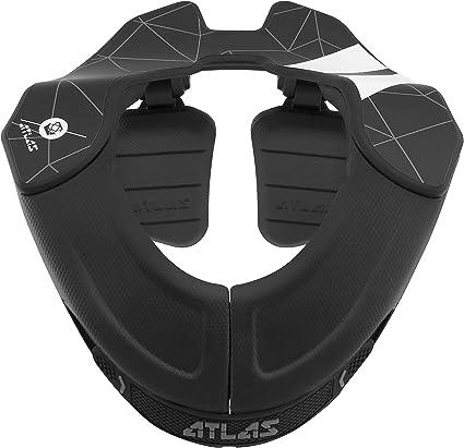 by Atlas Brace Technologies 2017 Unisex-Child Black, One Size Ghost Black Atlas Brace Technologies Broll Brace