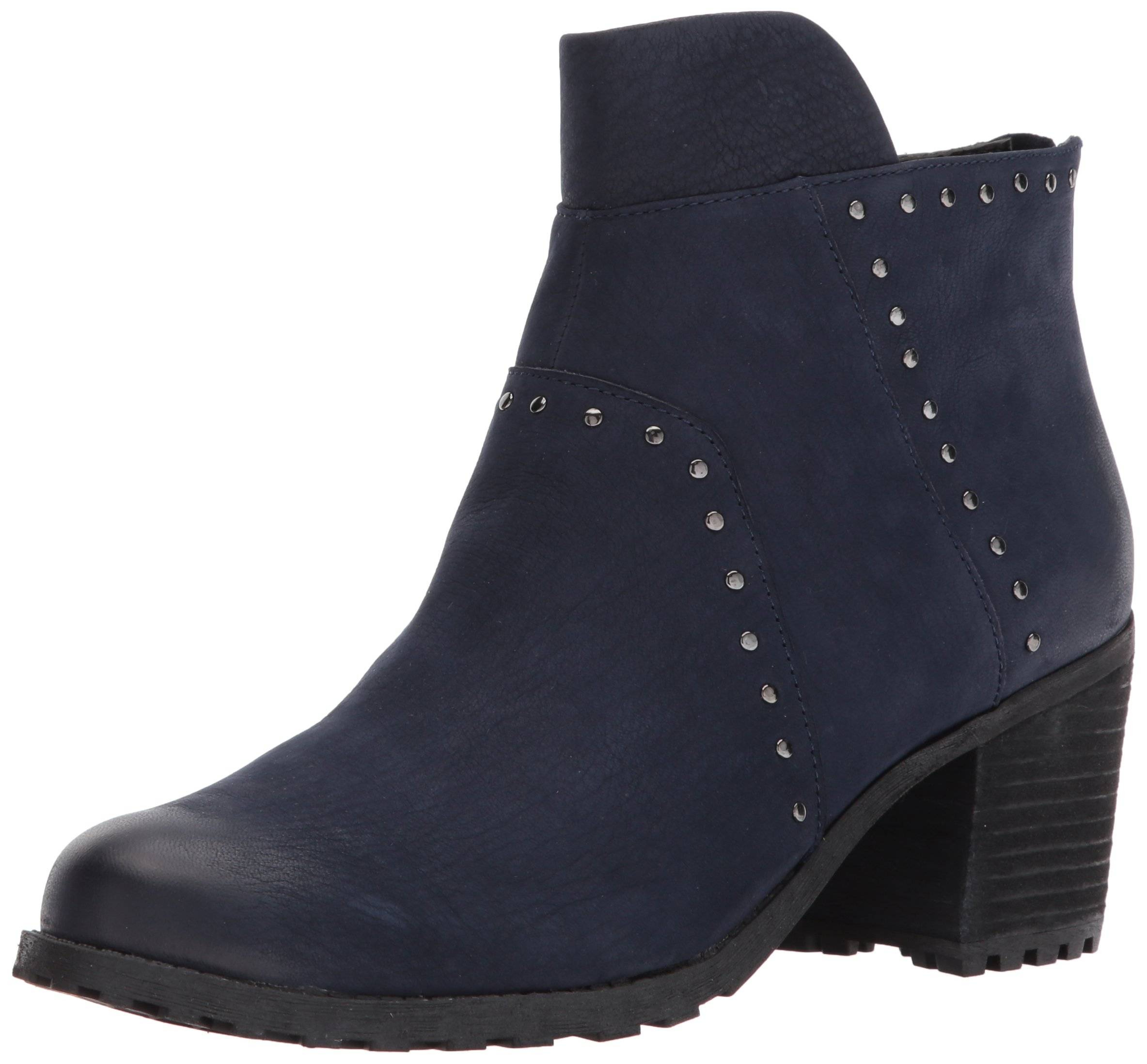 Aerosoles Women's incentive Ankle Boot, Navy Nubuck, 9.5 M US
