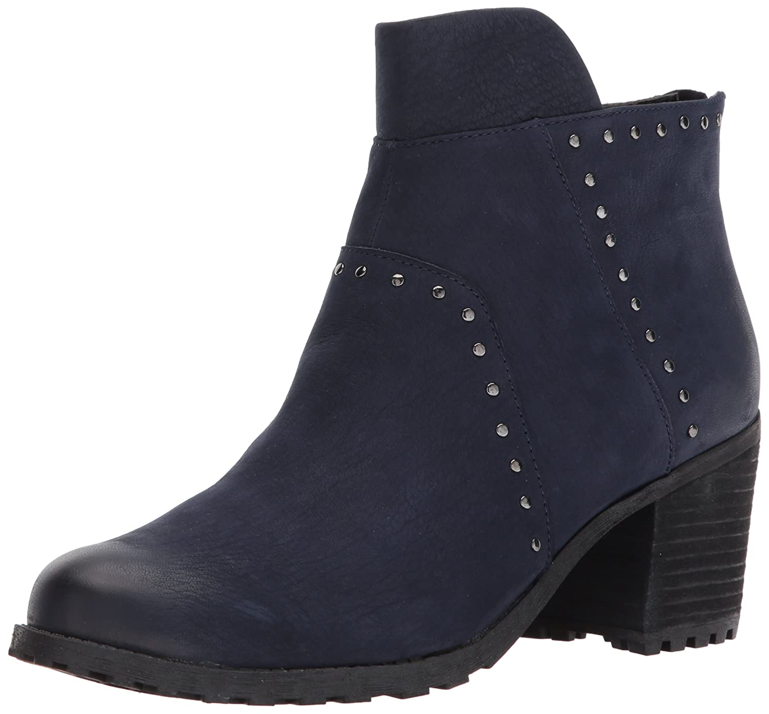 Aerosoles Women's Incentive Ankle Boot B073HC9VJC 9 B(M) US|Navy Nubuck