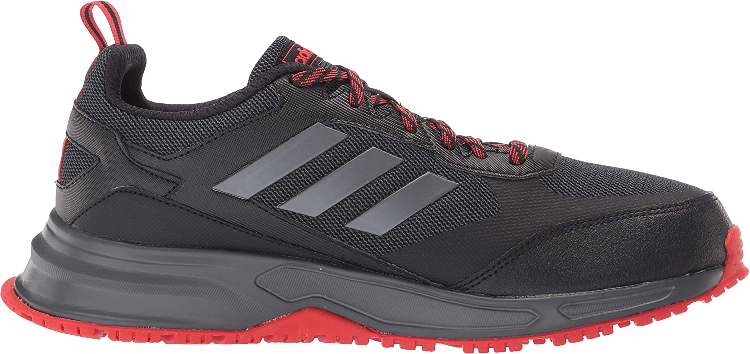 erección realimentación grava  Amazon.com | adidas Men's Rockadia Trail 3.0 Wide Running Shoe | Trail  Running