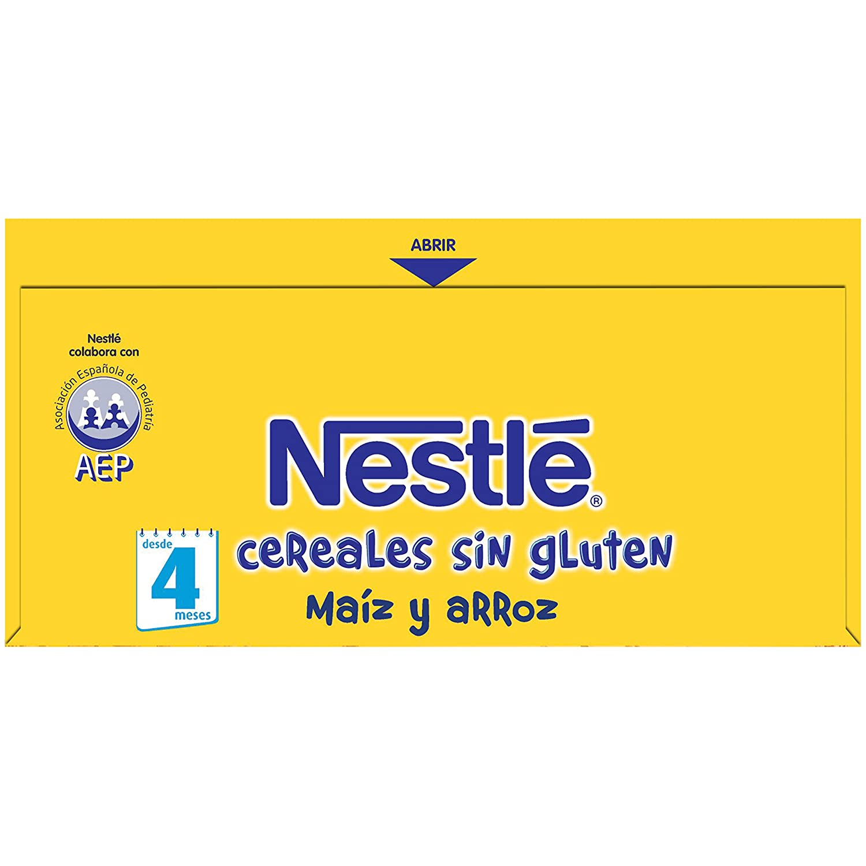 Amazon.com : NESTLE CEREALES SIN GLUTEN 600 G GDE : Grocery & Gourmet Food