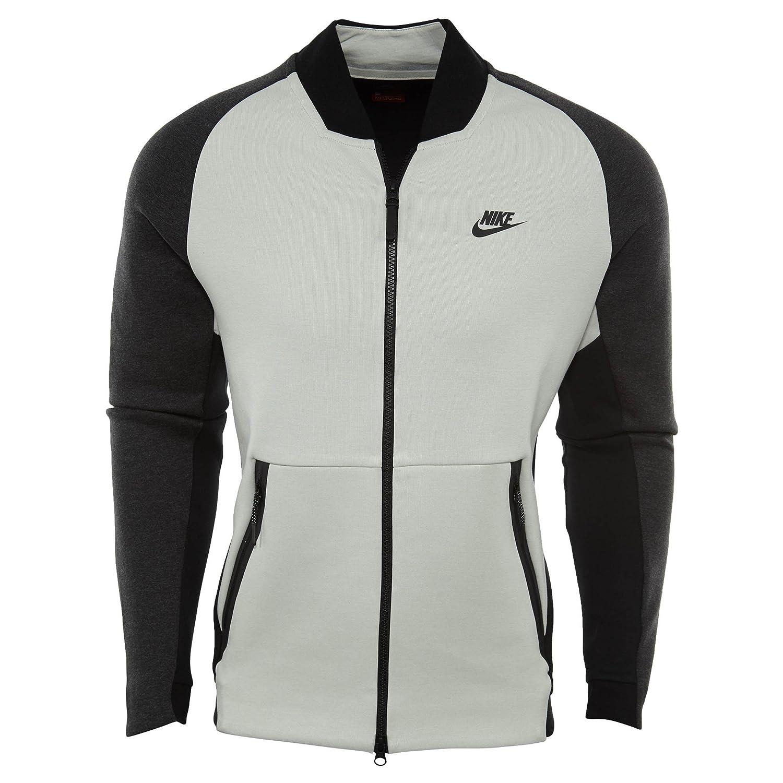 41a04d0a Amazon.com: Nike Tech Fleece Varsity Jacket Mens: Shoes
