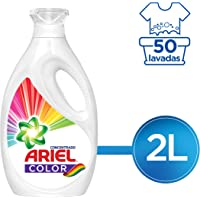 Ariel Color Detergente líquido concentrado 2 L