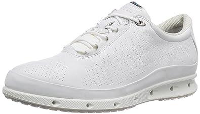 Ecco ECCOO2 - zapatillas de running de cuero mujer: Amazon.es: Zapatos y complementos