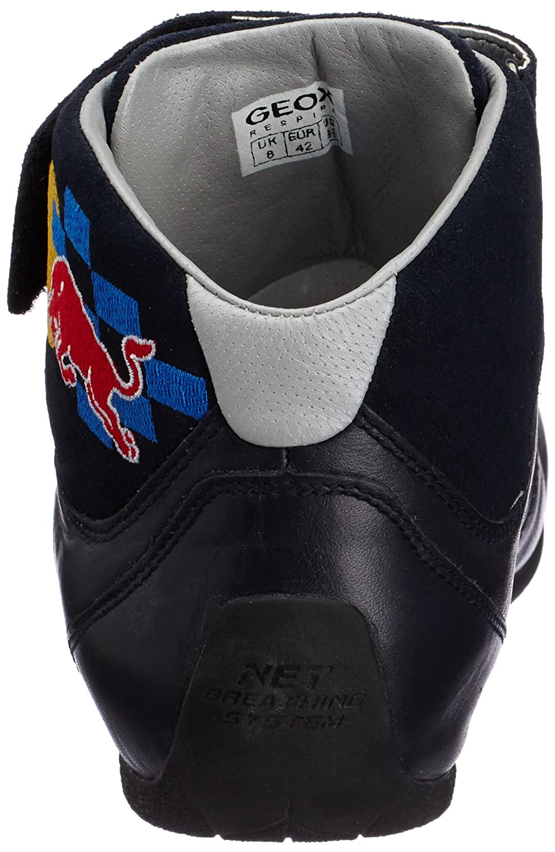 Geox U F1 R.B.M U22G1M04322C0024, Herren Sneaker, Blau (BLUE