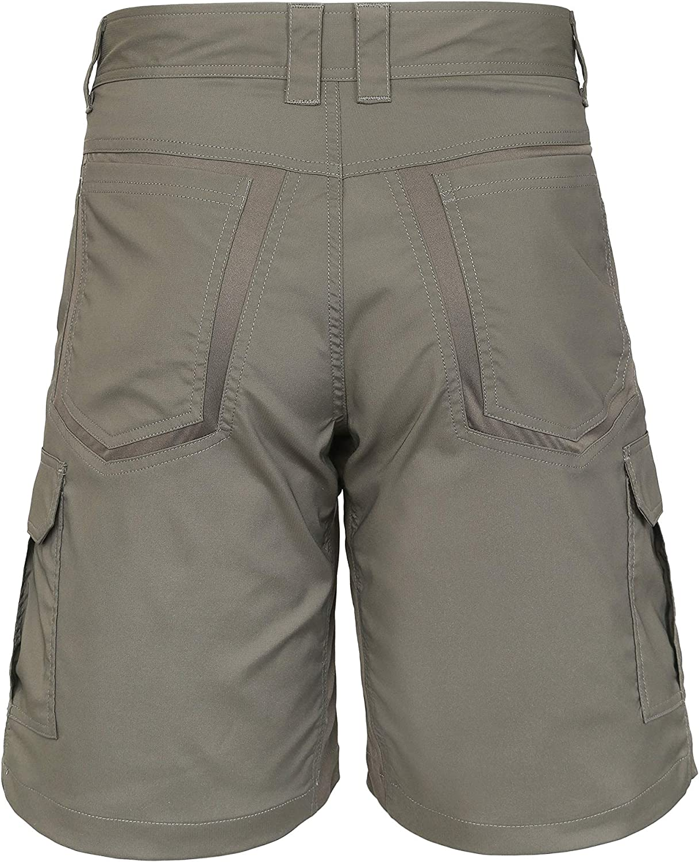 LA Police Gear Mens 6 Pocket Vapor EDC Wicking Shorts