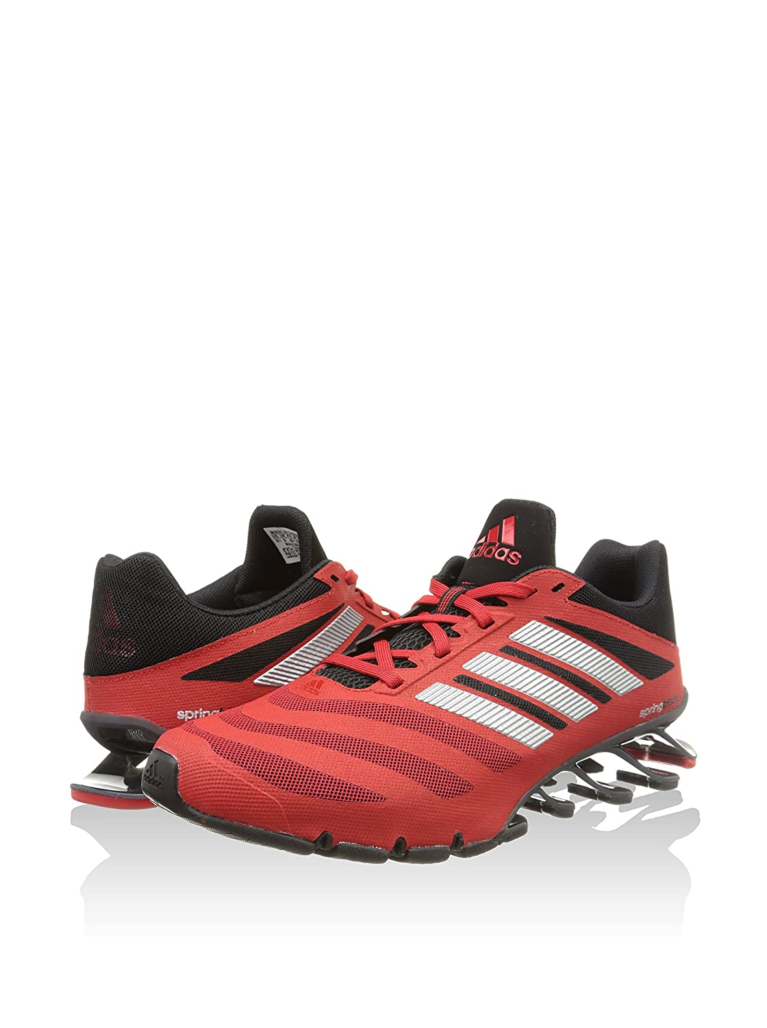 newest 66336 0b833 adidas Springblade Ignite Men's Running Shoes (red) - EU 44 - UK 9,5