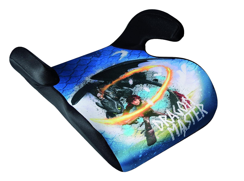 DreamWorks Dragons HiTS4KiDS 15-36kg ECE R44//04 gepr/üft Kindersitzerh/öhung Kindersitz 3-12 Jahre Gruppe 2-3 Auto-Sitzerh/öhung