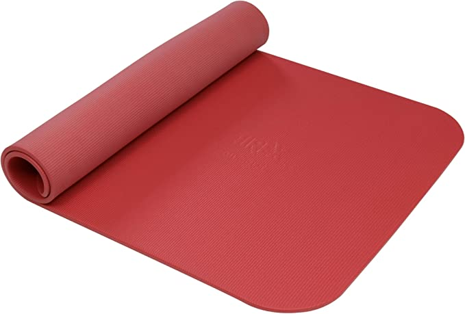 yoga or Pilates Mat  2000mm x 600mm Airex Coronella 200 fitness exercise