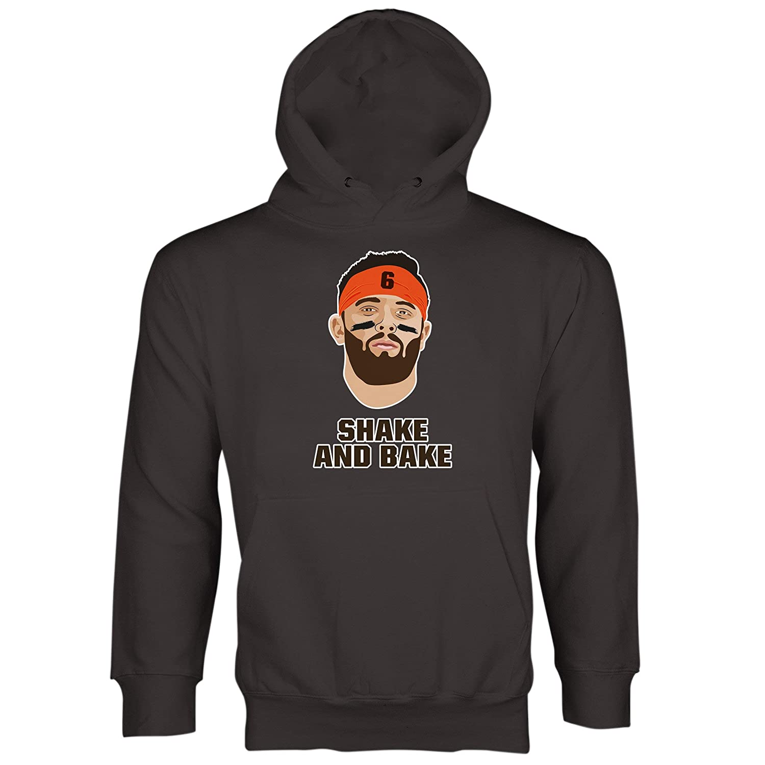 Shake Browns Sweatshirt com Mayfield And Amazon Hoodie Bake Baker Clothing Hoodies