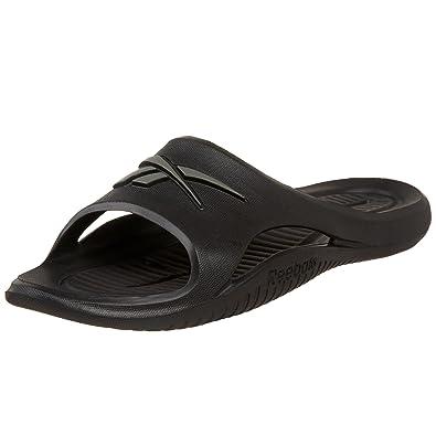 Reebok Men's Kobo V Sandal,Black/Medium Grey ...