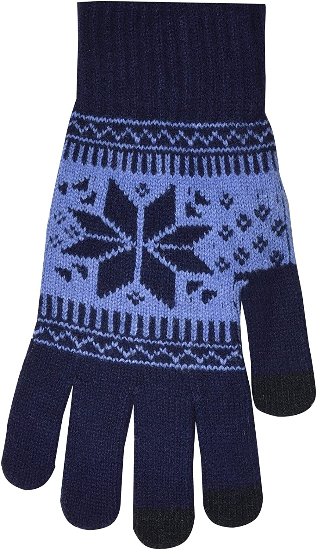 SmartPhone de guantes, pantalla táctil, noruego de Dessin para adolescente Hombre y Mujer CH de 9165 Azul marine: Amazon.es: Ropa y accesorios