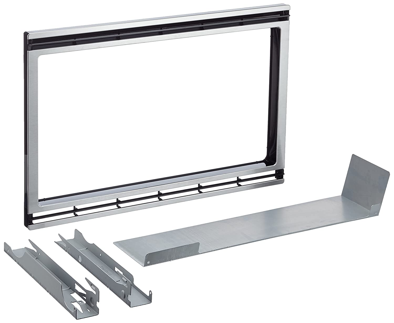 fagor me3 245 x mikrowellen einbaurahmen edelstahl ebay. Black Bedroom Furniture Sets. Home Design Ideas
