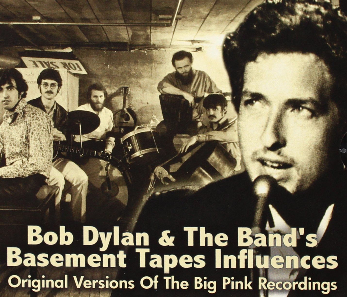 The Basement Tapes Bob Dylan Part - 47: Various Artists - Bob Dylan U0026 The Bandu0027s Basement Tapes Influences -  Amazon.com Music