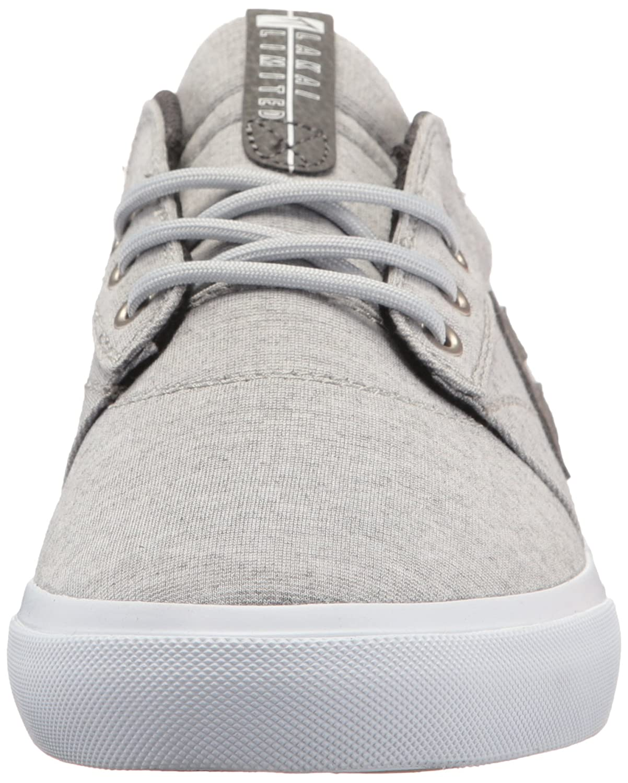 f7a9e444368 Lakai Grey Griffin Skate Griffin Shoe 6639 Grey Textile a781130 -  www.bradfordplace.info